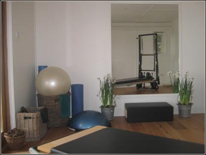 Pam Gardner Pilates Studio South Warwickshire